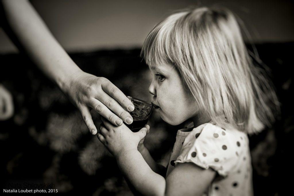 Photo artistique enfants