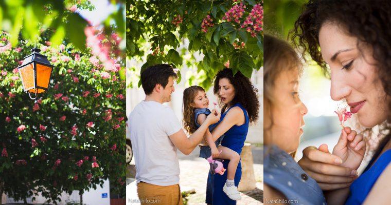 Séance photo lifestyle en famille à Orléans