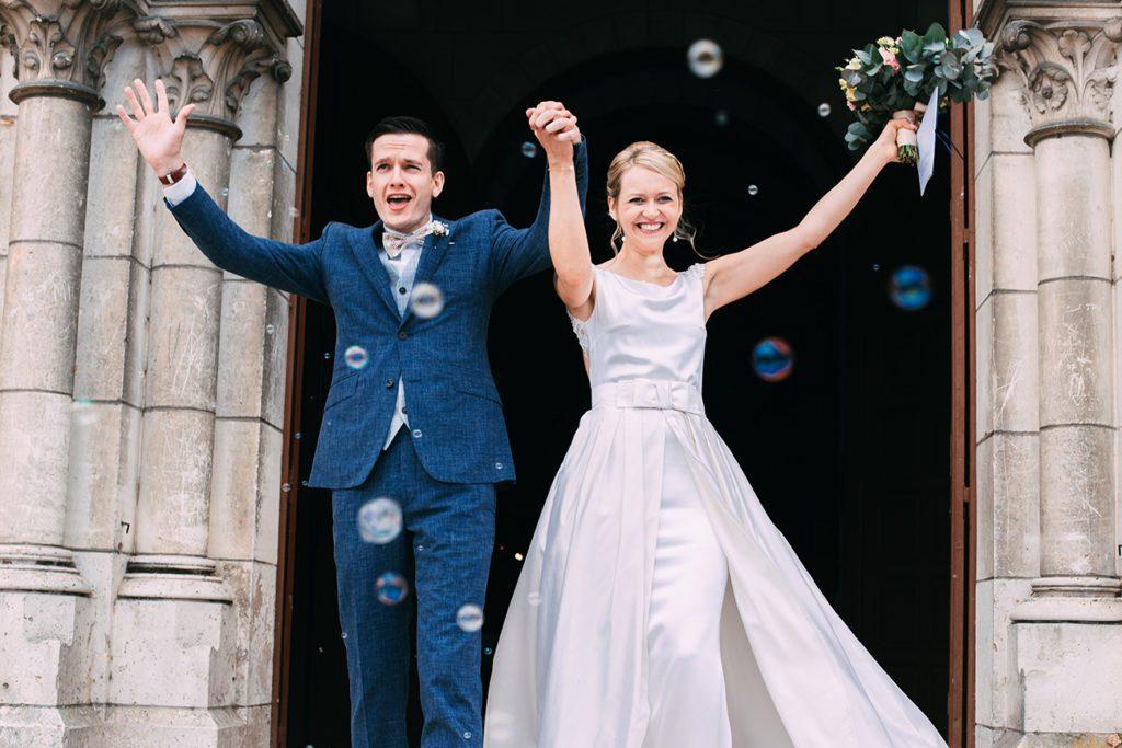 Photographe de mariage ceremonie